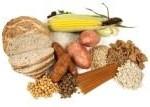 ירקות פחממתיים, דגנים, פירות